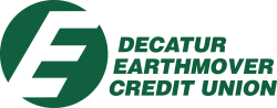 Decatur Earthmover Credit Union Logo