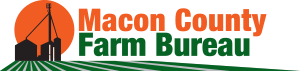 NEW Macon County Farm Bureau Logo